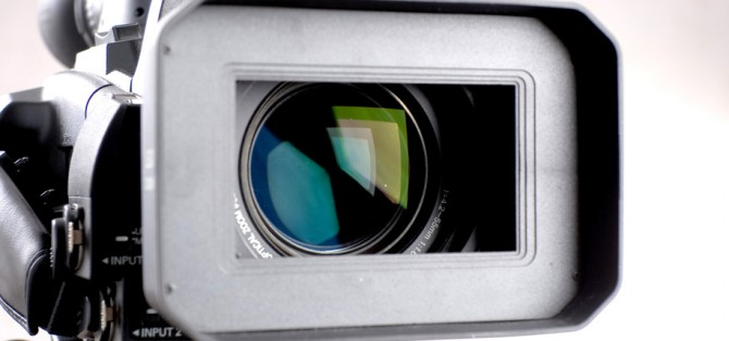 Camcorder Close Up