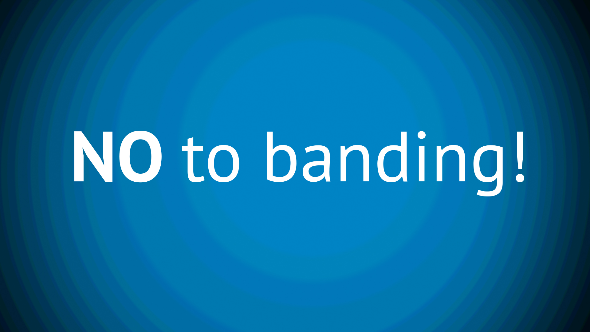 Tutorial: Solving the Problem of Banding in After Effects