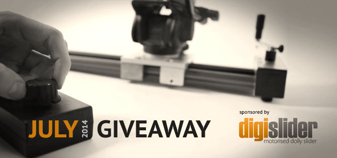 July Giveaway 2014