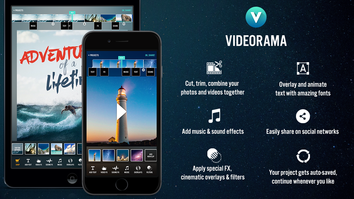 Our Top 8 Video Editing Apps for Your Phone or Tablet