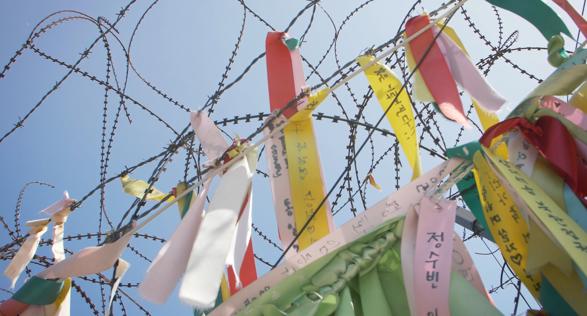 Free Stock Video Footage Download 4k Hd Clips Electric Barbed Wire Photo Public Domain Pictures Filming The Dmz Worlds Most Hostile Border